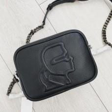 Karl Lagerfeld crossbody černá