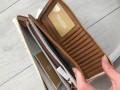 Michael Kors large peněženka s monogramem