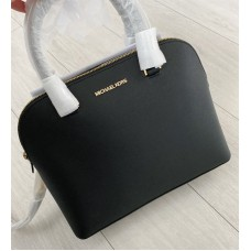 Michael Kors satchel kabelka černá