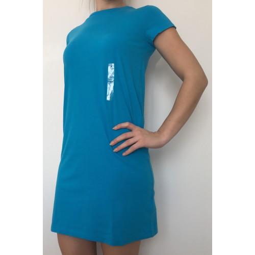 96b09bf30 Polo Ralph Lauren šaty neonové modré