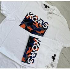 Michael Kors pánské tričko bílé