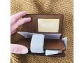 Michael Kors peněženka menší s monogramem