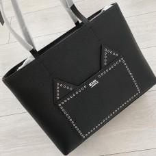 Karl Lagerfeld kabelka CH černá
