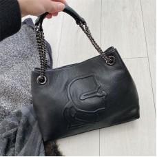 Karl Lagerfeld kabelka praktická černá