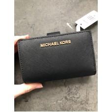 Michael Kors peněženka SM černá