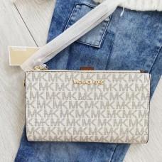 Michael Kors pouzdro / peněženka vanilla