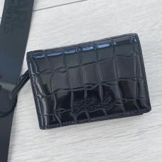 Karl Lagerfeld peněženka černá SM