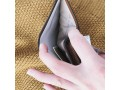 Michael Kors peněženka menší s monogramem v