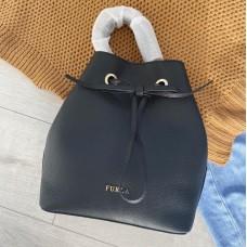 Furla kabelka černá / zlatá